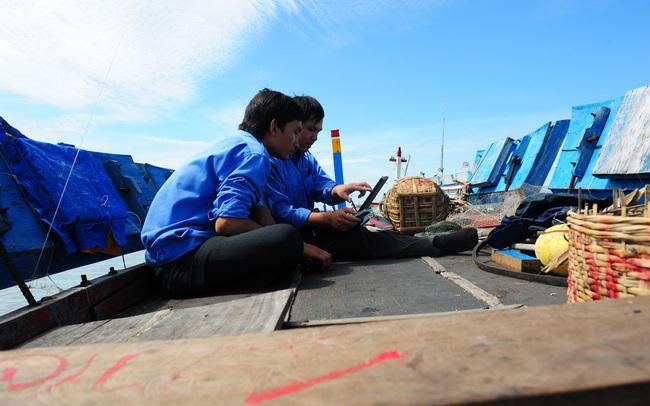 Viettel đẩy mạnh phủ sóng 4G, 2 triệu ngư dân Việt Nam vững tâm bám biển