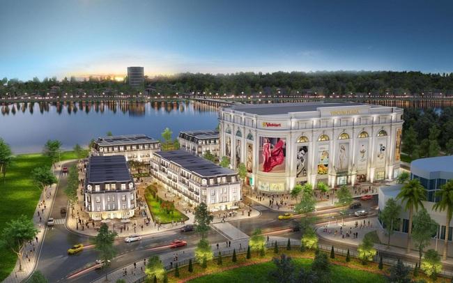 Mô hình trung tâm thương mại kết hợp nhà phố của Vincom Retail thành công như thế nào?