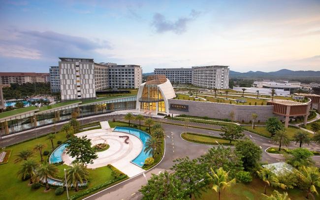 Corona resort & Casino Phú Quốc - Nâng tầm du lịch nghỉ dưỡng