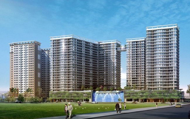 Khởi công dự án chung cư cao cấp Midori Park The Glory tại Bình Dương