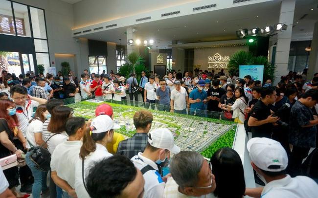 Novaworld Phan Thiet đón hàng ngàn khách hàng đầu tiên tham quan dự án