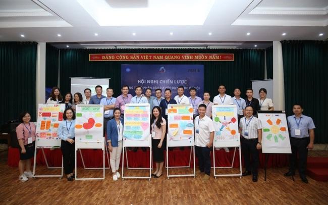 Ứng dụng phương pháp Đồng hợp Malik để xây dựng chiến lược cho GDC Hà Nội