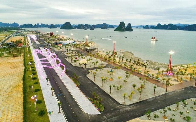 Bất động sản nghỉ dưỡng Phương Đông Vân Đồn thu hút đầu tư
