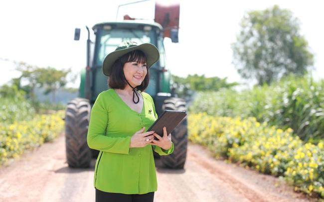 Dấu ấn người sáng lập Huỳnh Bích Ngọc - Một niên độ tỏa sáng của TTC Sugar