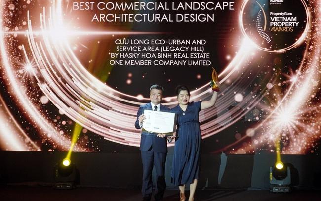 Legacy Hill thắng lớn tại giải thưởng PropertyGuru Vietnam Property Awards 2020