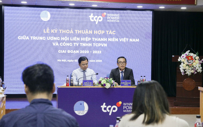 Trung ương Hội LHTN Việt Nam và Công ty TNHH TCPVN ký thỏa thuận hợp tác