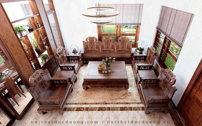 Nội thất Đức Dương: Bắt kịp xu hướng thiết kế nội thất truyền cảm hứng