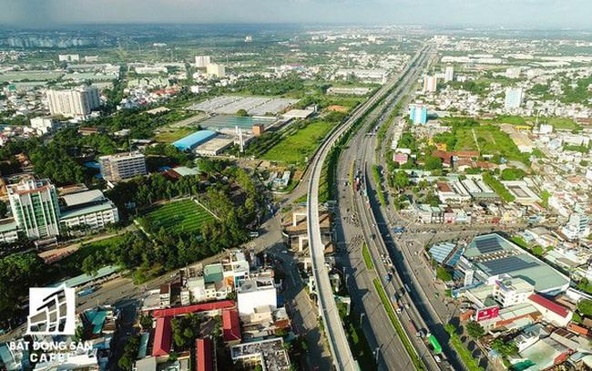Những công trình hạ tầng được kỳ vọng thay đổi diện mạo phía Đông TP.HCM