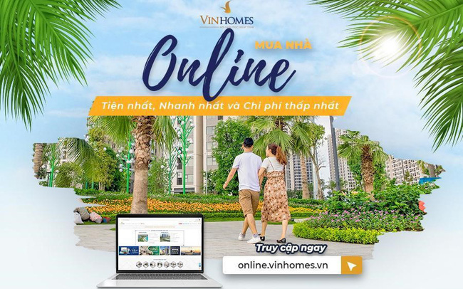 10 lý do để chọn mua nhà trên Vinhomes Online