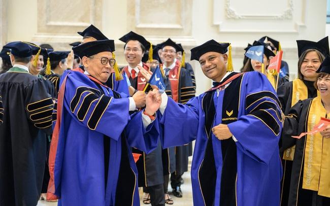 Trường đại học VinUni khai giảng năm học 2020