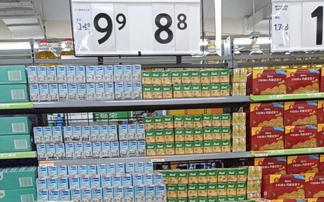 Mang sữa đậu nành vào Walmart – Tham vọng mở rộng thị trường của NutiFood