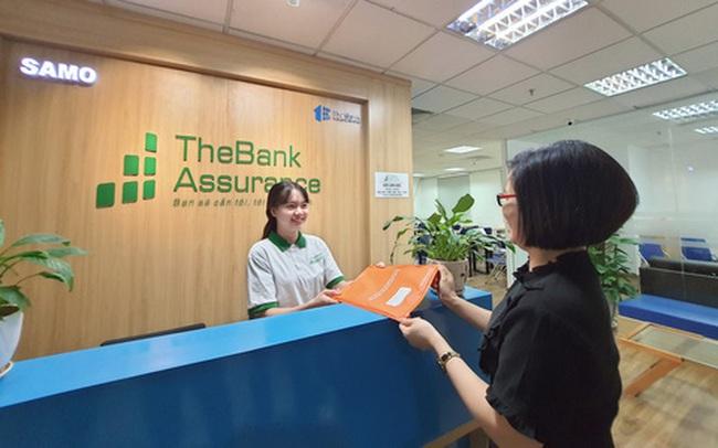 Samo phát triển thương hiệu đại lý tổ chức bảo hiểm TheBank Assurance- TBA