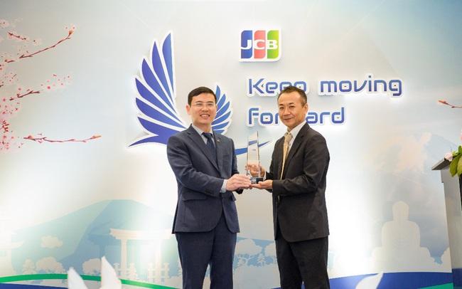 MB là ngân hàng nhận 3 giải thưởng danh giá từ Tổ chức thẻ quốc tế JCB