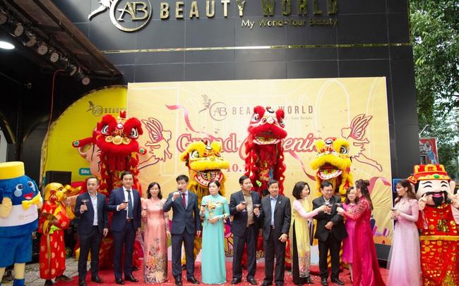 AB Beauty World và khát vọng trở thành chuỗi bán lẻ mỹ phẩm hàng đầu Việt Nam