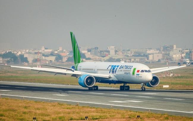 Bamboo Airways tiếp tục bay đúng giờ nhất trong top 3 hãng bay lớn của ngành hàng không Việt Nam tháng 10/2020