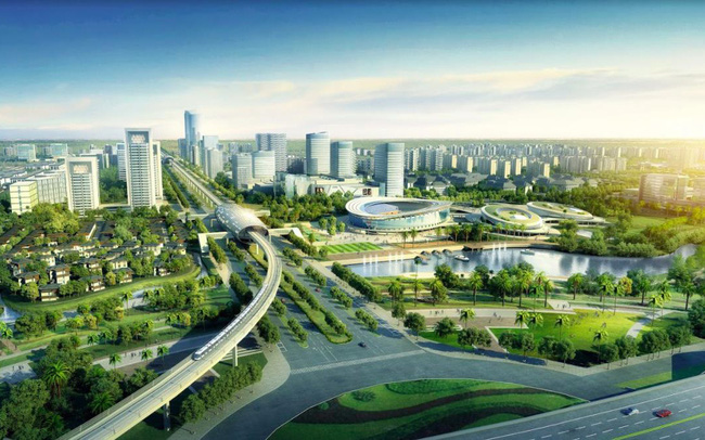 Sân bay, cầu đường, cao tốc thúc đẩy làn sóng ly tâm ra khu Đông Sài Gòn