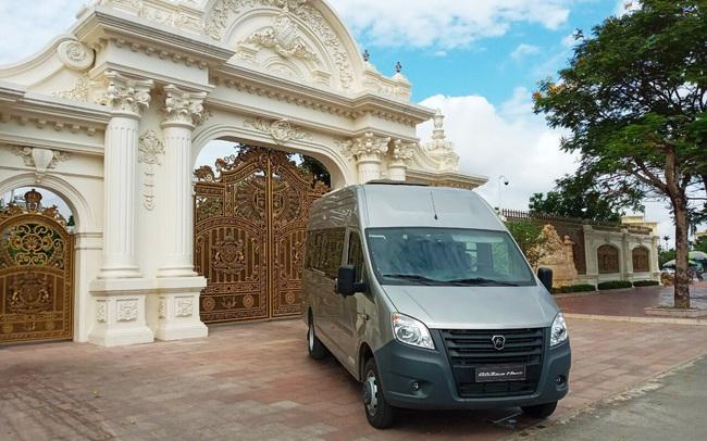 Xe Gaz – Thương hiệu ô tô hàng đầu nước Nga trở lại Việt Nam