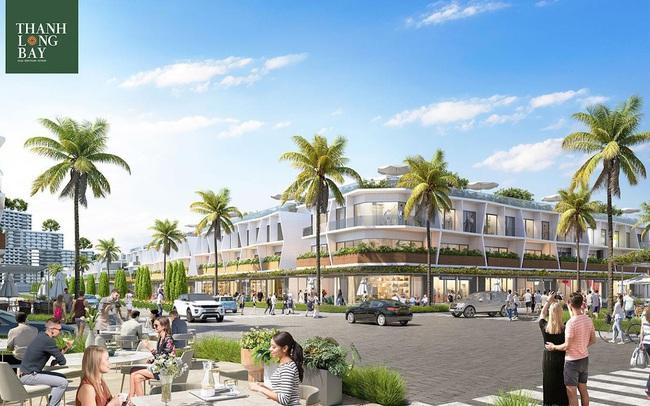 Lễ ra mắt chính thức nhà phố biển thương mại The Sound - Thanh Long Bay