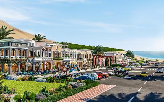 Shophouse biển Mũi Né: sinh lời bền vững cho nhà đầu tư?