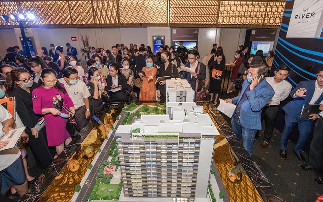 City Garden Thủ Thiêm công bố mở bán toà tháp Hudson Tower thuộc dự án The River