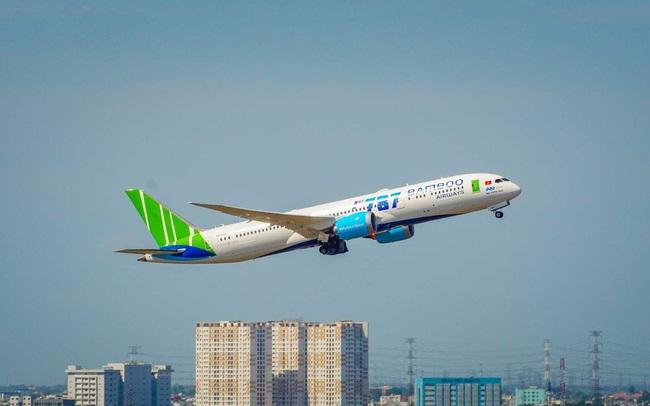 """Bamboo Airways được vinh danh """"Hãng hàng không khu vực hàng đầu châu Á"""""""
