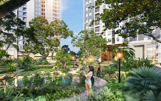 Chung cư xanh ở nội đô: Nhu cầu cao nhưng nguồn cung ít ỏi