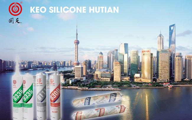 Keo silicone Huitian – Gắn kết mọi công trình