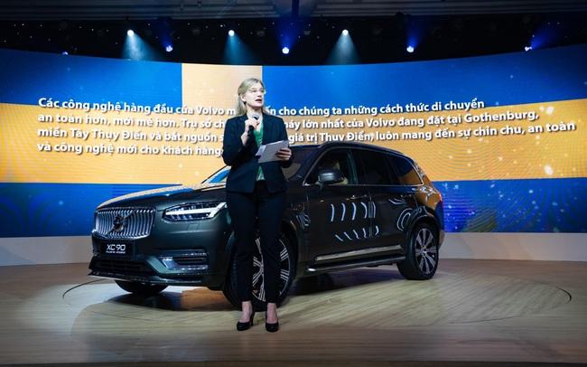 Việt Nam là thị trường tăng trưởng nhanh nhất toàn cầu của Volvo