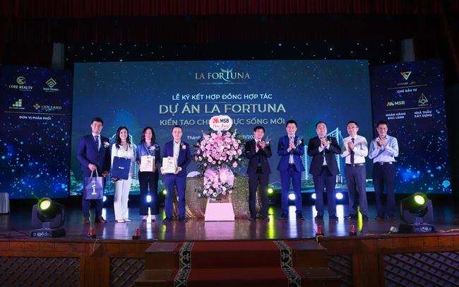 Chính thức mở bán Dự án chung cư cao cấp La Fortuna