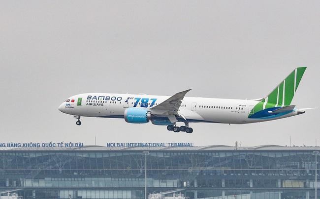 Bamboo Airways được Bộ Giao thông vận tải Mỹ cấp phép bay thẳng đến Mỹ bằng Boeing 787-9 Dreamliner