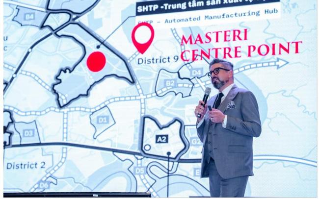 Masteri Centre Point qua góc nhìn của nhà phát triển dự án