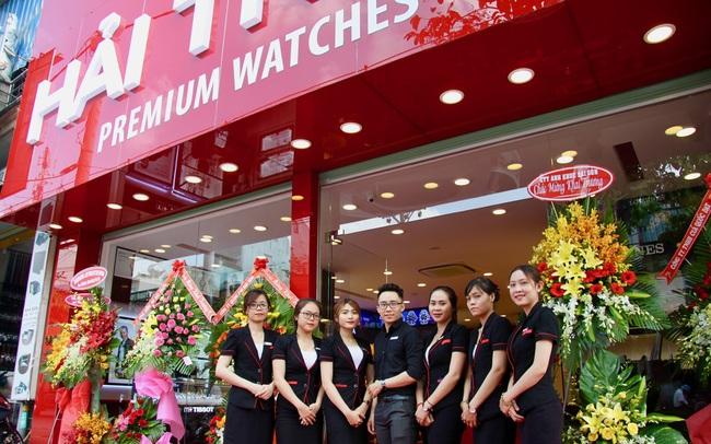 Đồng Hồ Hải Triều liên tục mở chi nhánh mới ở Quận 8
