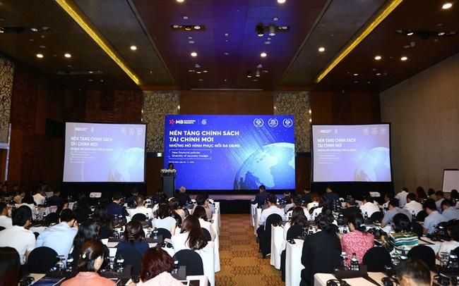 Hội thảo kinh tế của MBBank với góc nhìn giúp doanh nghiệp phục hồi kinh tế