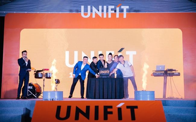 Hệ thống phòng tập Gym & Yoga UNIFIT  khai trương chi nhánh Nguyễn Du