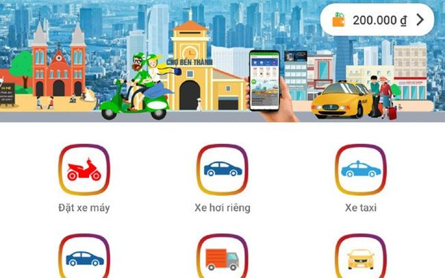 GV Taxi: nhiều lựa chọn đặt xe trong một ứng dụng công nghệ