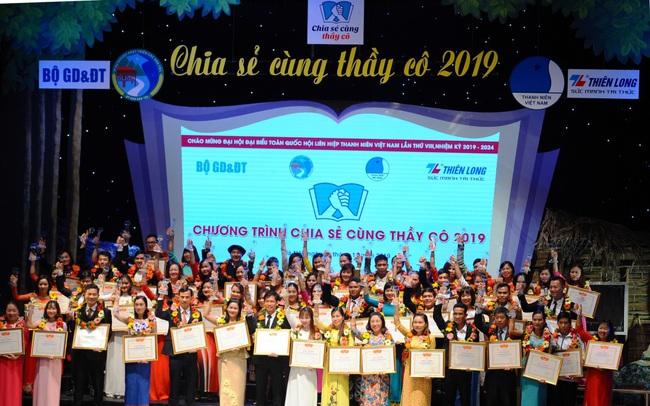 Tháng 11, Thiên Long lan toả thông điệp tri ân