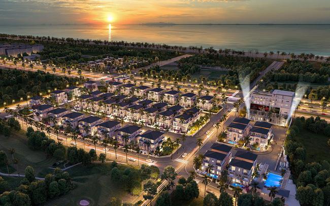The Residence Phú Quốc mở bán biệt thự 2 mặt tiền tại Bãi Trường