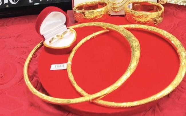 Mùa cưới rộn ràng, Tiệm Vàng Hoàng Phát gợi ý các mẫu trang sức cho cô dâu ngày trọng đại