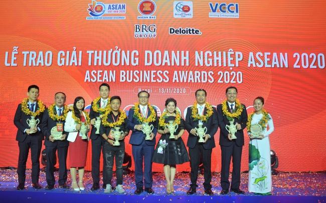 Bee Logistics nhận giải ABA 2020