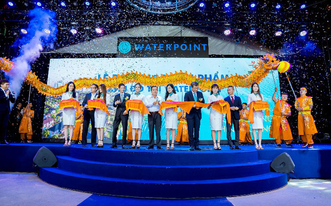 Nam Long (HOSE: NLG) bàn giao sản phẩm đầu tiên thuộc Khu đô thị Waterpoint