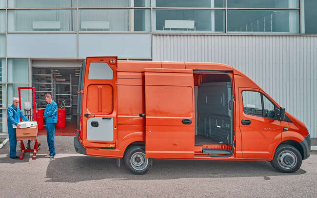 GAZelle NEXT  VAN – Sản phẩm tải Van nhập khẩu nguyên chiếc từ Châu Âu