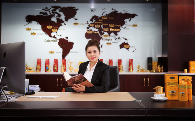 Bà Lê Hoàng Diệp Thảo nhậm chức phó chủ tịch Hiệp hội Cà phê Ca cao Việt Nam