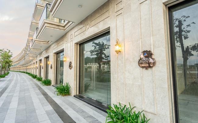 Shophouse hạng sang tại Đà Nẵng trao sổ hồng cho cư dân chỉ sau 12 tháng xây dựng