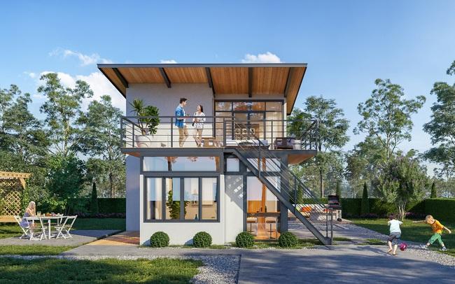 Ấn tượng với loạt homestay thiết kế theo phong cách châu Âu tại Jade Garden Hill – Bảo Lộc