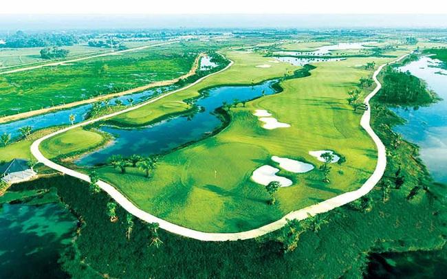 Bất động sản sân golf – Không phải nơi nào cũng đắt đỏ