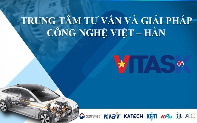 Sắp khánh thành Trung tâm Tư vấn và Giải pháp Công nghệ Việt – Hàn