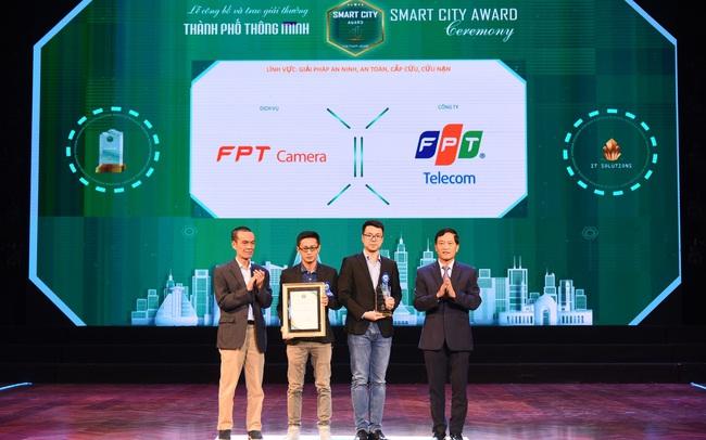 Giải mã 'bí thuật' giúp FPT Camera chinh phục Vietnam Smart City Awards 2020