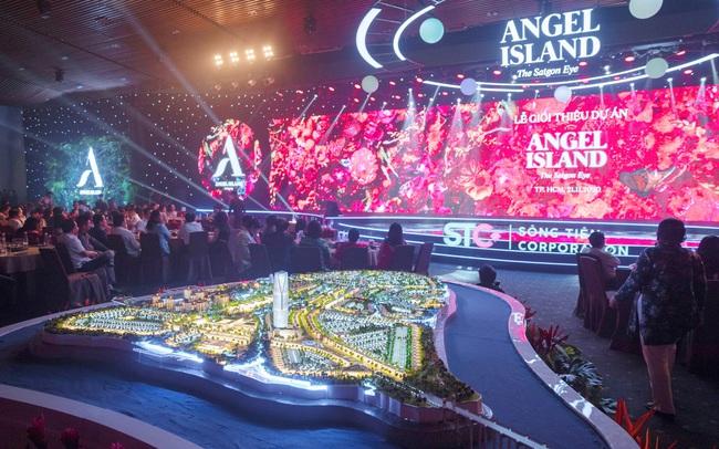 Dự án BĐS hạng sang Angel Island chính thức ra mắt và công bố các đối tác quốc tế tầm cỡ