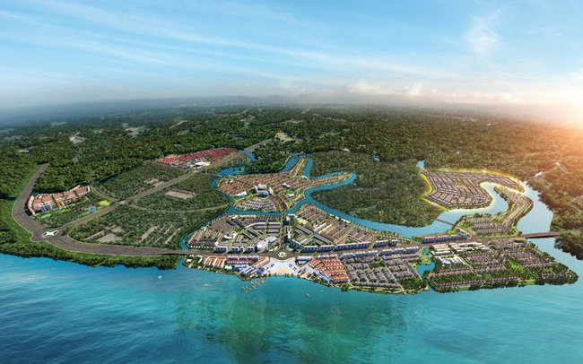 Bất động sản đón làn gió mới: Đảo đô thị
