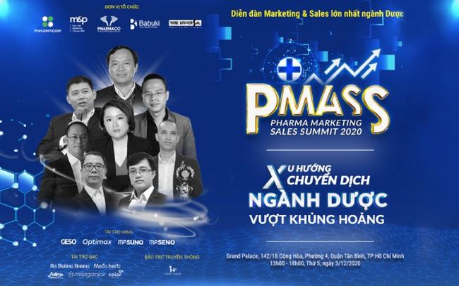 Sự kiện PMASS 2020 - Xu hướng giúp doanh nghiệp ngành Dược vượt khủng hoảng